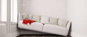 stock image of sofa