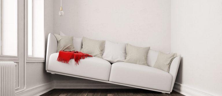 stock image of sofa