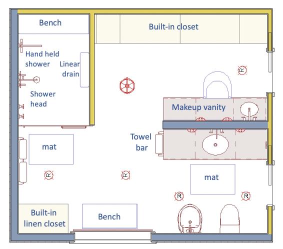 new floor plan bathroom