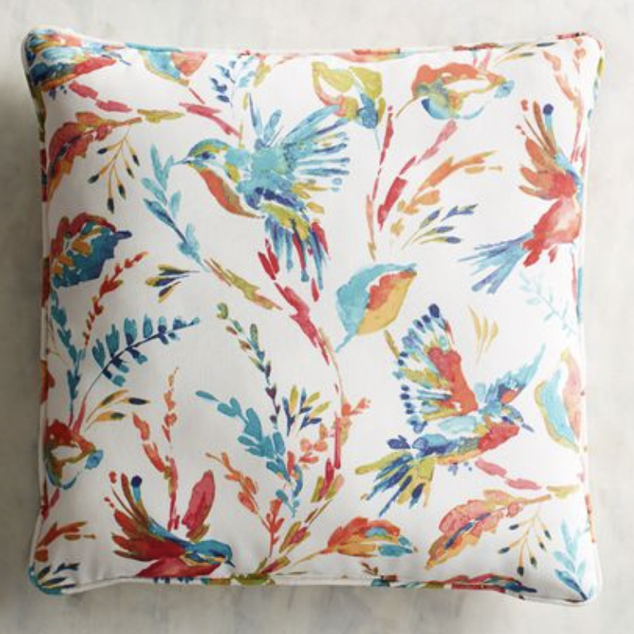 pillow used in design inspiration