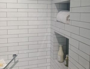 different size tile